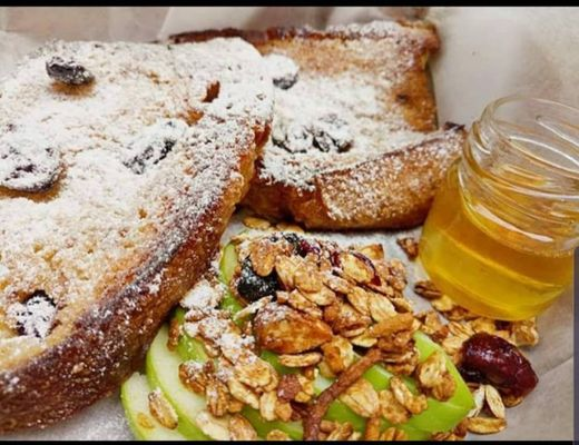 Monique's Bakery and Cafe de Alta Nutrición