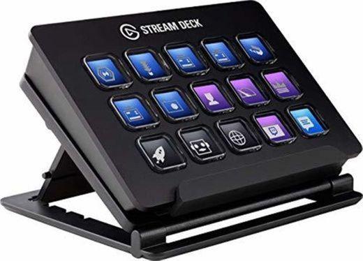 Corsair Stream Deck - Controlador para Contenido en Directo