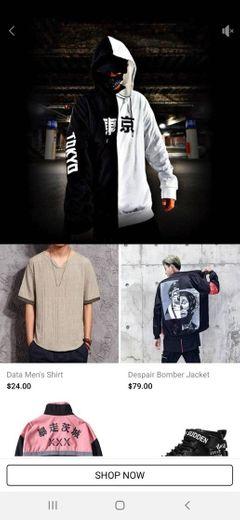 Online Clothing For Men & Women | Urban Society Apparel ...