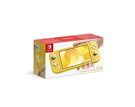 Nintendo Switch Lite - Consola color Amarillo