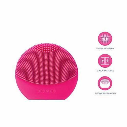 LUNA Play Plus de FOREO es el cepillo facial recargable de silicona