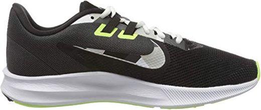 Nike Downshifter 9, Zapatilla de Correr para Hombre, Negro