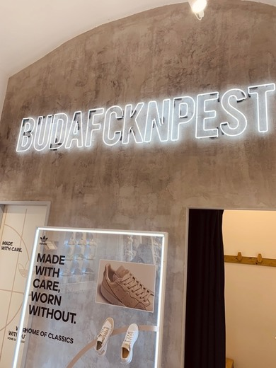 BUDAFCKNPEST STORE