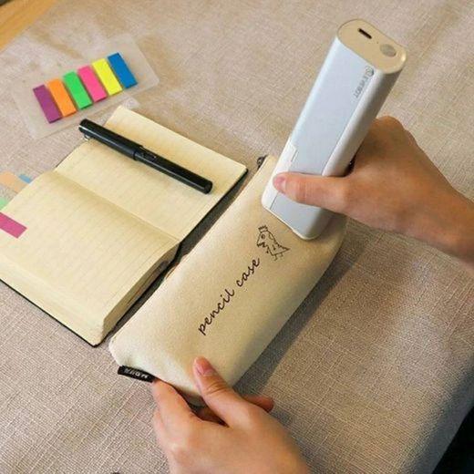 Impresora de inyección de tinta móvil