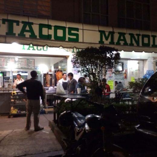 Tacos Manolo