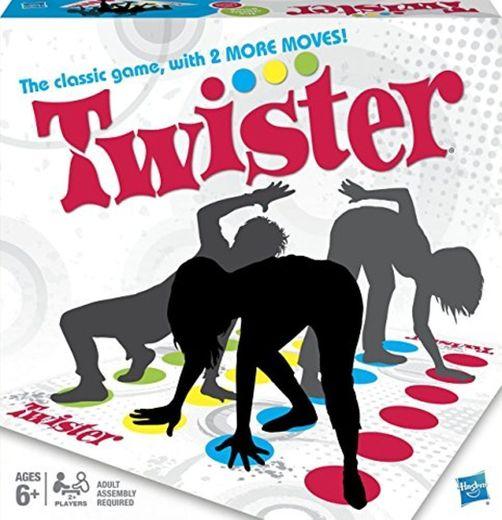 Hasbro Gaming - Twister, Juego de Suelo
