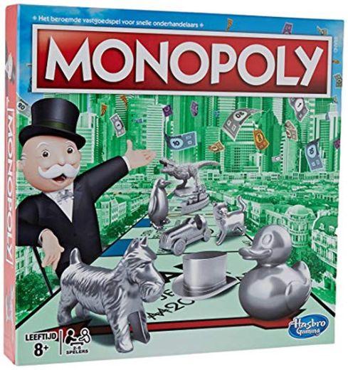 Hasbro 0604051Monopoly Classic