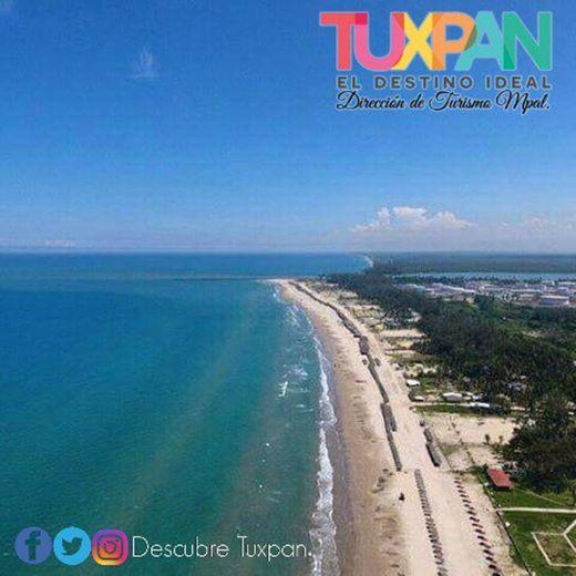 Playa de Tuxpan