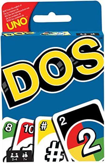 Mattel Games UNO DOS, Juego de cartas