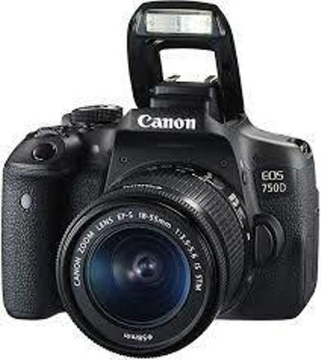 Canon EOS 750D Digital SLR Camera with 18-55mm ... - Amazon.com