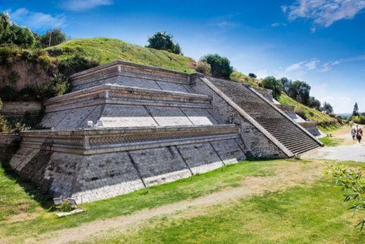 Pirámide de Cholula