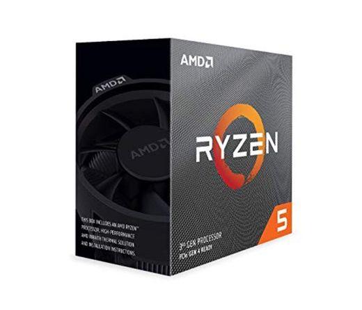 AMD Ryzen 5 3600 - Procesador con disipador de calor Wraith Stealth