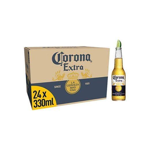 Corona Cerveza - Paquete de 24 x 330 ml - Total
