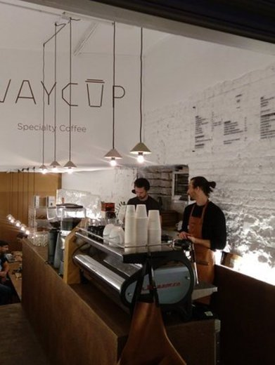WAYCUP Specialty Coffee