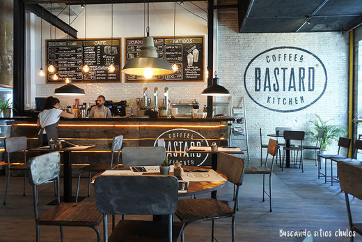 BASTARD Coffee & Kitchen Zona Centro