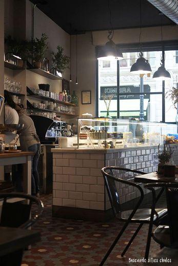 Pastelería Nuezcafé