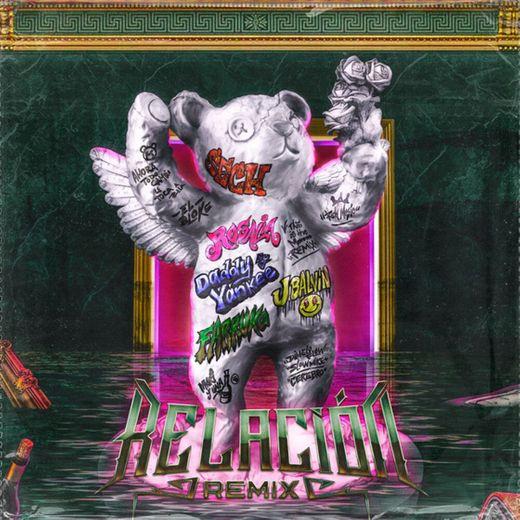 Sech- Relación Remix