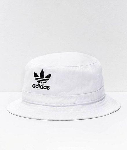 Bucket hat Adidas blanco