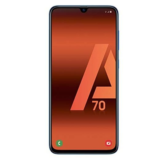 "Samsung Galaxy A70 (128gb, Dual-SIM, pantalla de 6.7 "" Full HD"