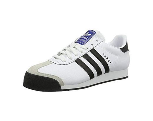 adidas Zapatillas Samoa Lea Blanco EU 44 2/3