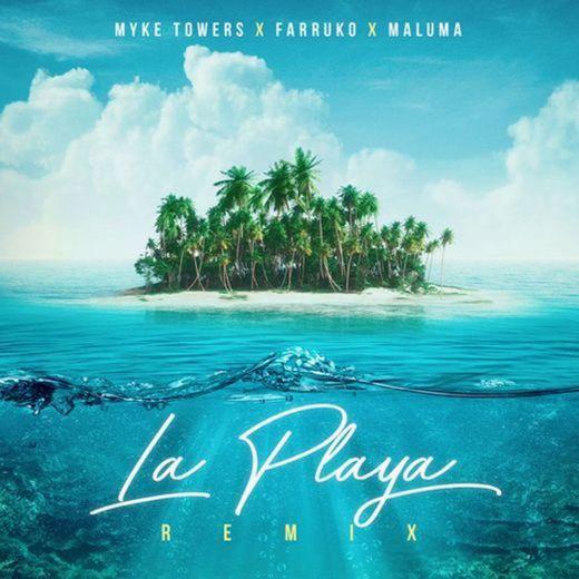 La Playa - Remix