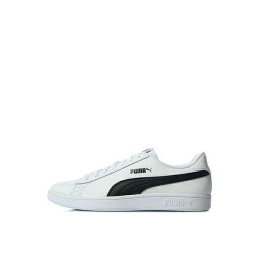 Tenis Puma Smash V2 blanco