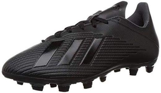 adidas X 19.4 FxG, Zapatillas de Fútbol para Hombre, Negro