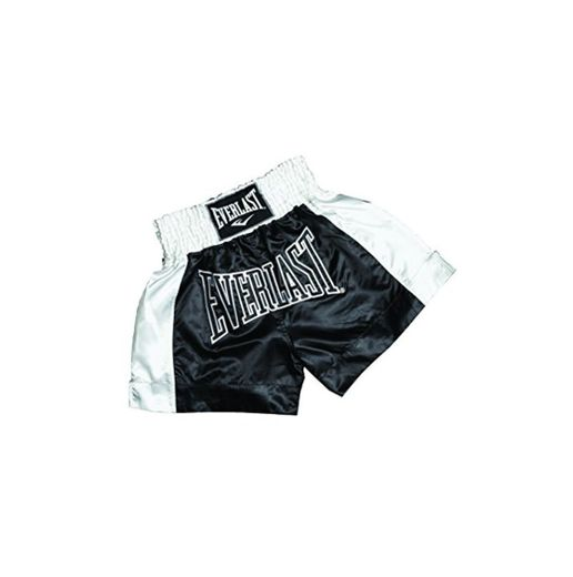 Everlast EM6 - Pantalón de thai boxing unisex
