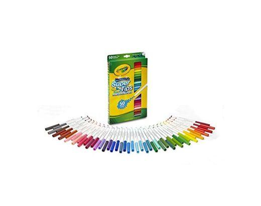 Crayola Super Tips Washable Markers