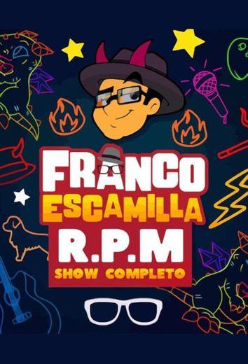 Franco Escamilla: RPM