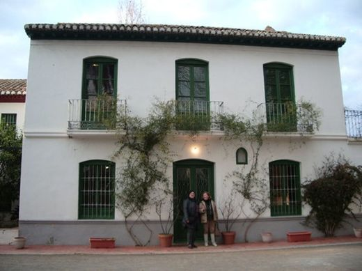 Casa Museo De Federico Garcia Lorca