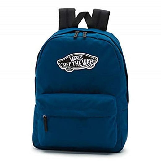 Vans Realm Backpack Mochila Tipo Casual 42 Centimeters 22 Azul