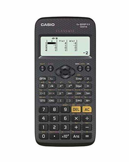 Casio FX-82SPXII Iberia - Calculadora científica