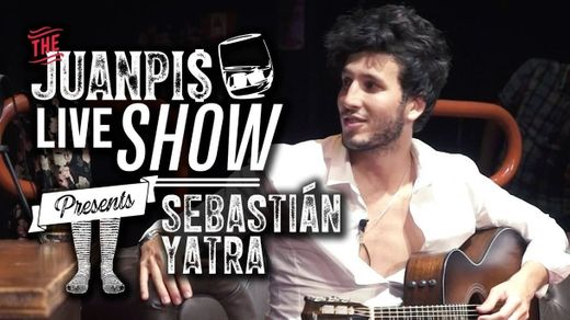 The Juanpis Live Show - Entrevista a Sebastián Yatra - YouTube