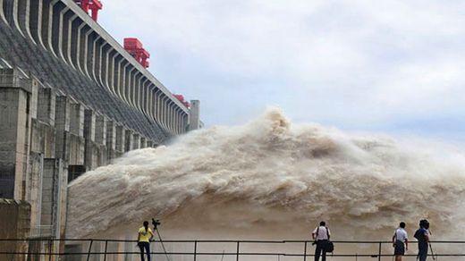10 Increíbles Desastres Naturales que fueron Captados en Vídeo ...