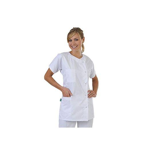 Label Blouse Julia - Bata médica para Mujer