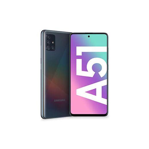 Samsung Galaxy A51 Dual SIM 128GB 6GB RAM SM-A515F/DS Black
