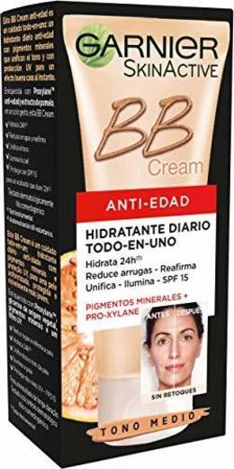 Garnier Skin Active BB Cream Perfeccionador Prodigioso Pieles Normales Tono Medio