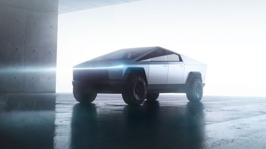 Cybertruck   Tesla México