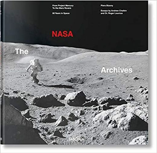 NASA Archives 60 Years Space book