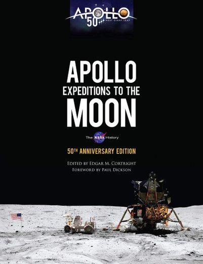 Apollo Expeditions Moon History 50th anniversary