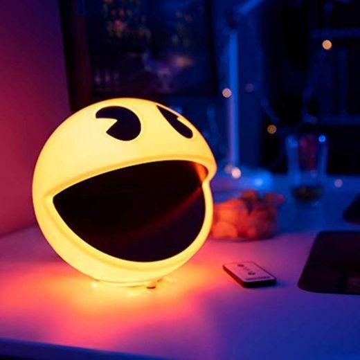 Pacman- Pac-Man - Lámpara con Sonido