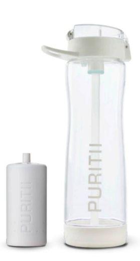 Botella filtro Puritii