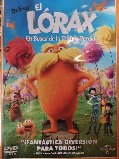 El Lorax película