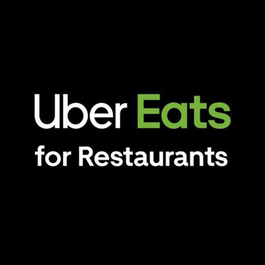 Uber Eats for Restaurants