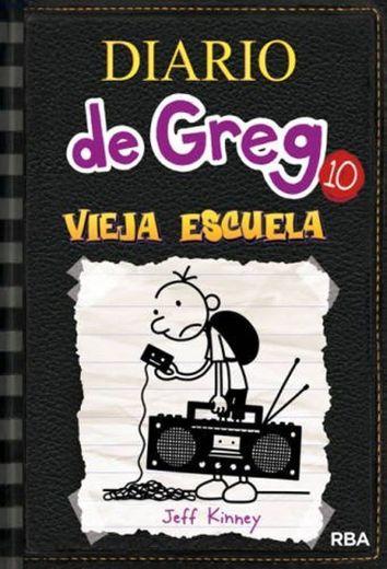 Diario de Greg 10: Vieja escuela