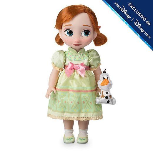 Muñeca Anna, Frozen, Disney Animators, Disney Store - shopDisney