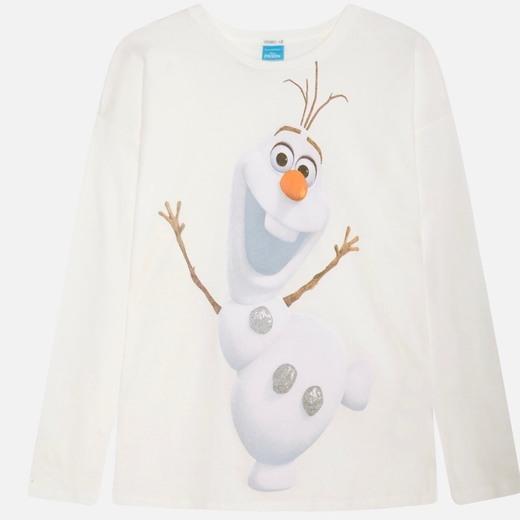 Pijama Olaf Frozen de Oysho