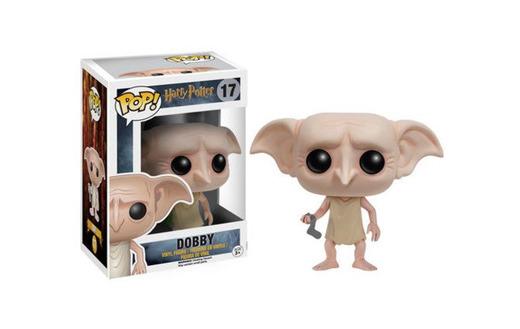 Funko - Pop! Vinilo Colección Harry Potter - Figura Dobby