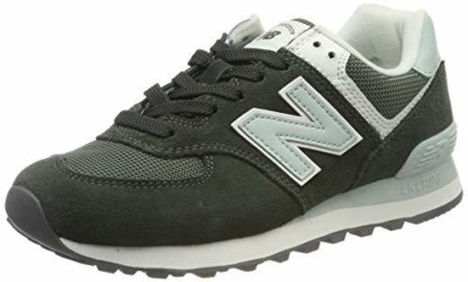 New Balance 574v2, Zapatillas para Mujer, Verde